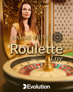 Salon Prive Roulette  logo review