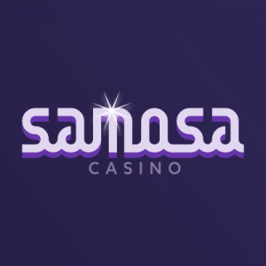 Samosa Casino side logo review