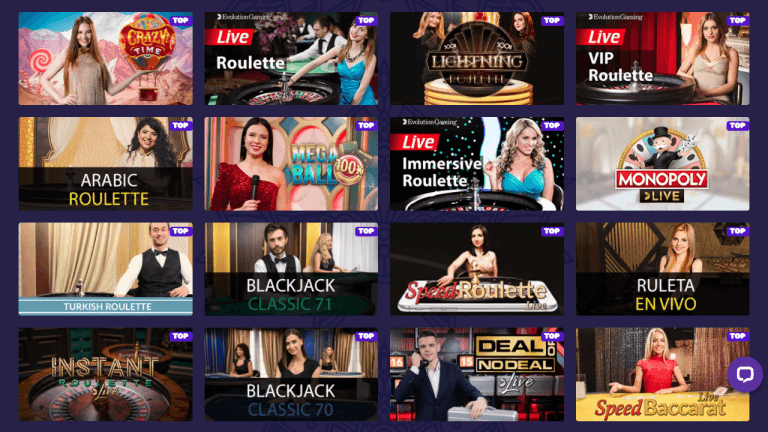 Samosa Casino Screenshot 3