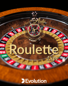 Auto Roulette  logo review