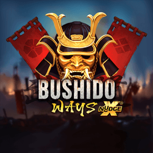 Bushido Ways xNudge  logo review