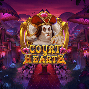 Court of Hearts  logo review