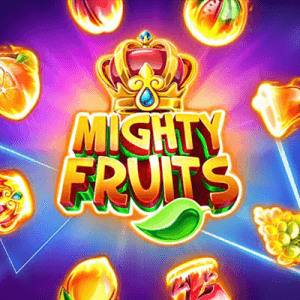 Mighty Fruits  logo review