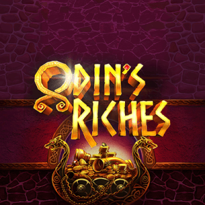 Odin's Riches  logo review