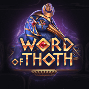 Word Of Thoth  logo review