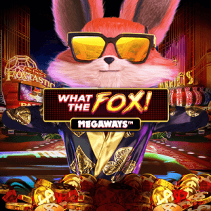 What The Fox Megaways  logo review