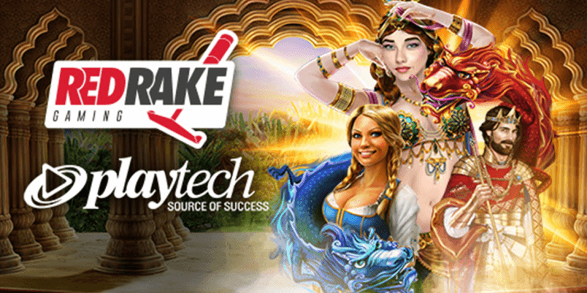 Red Rake strikes deal with Playtech