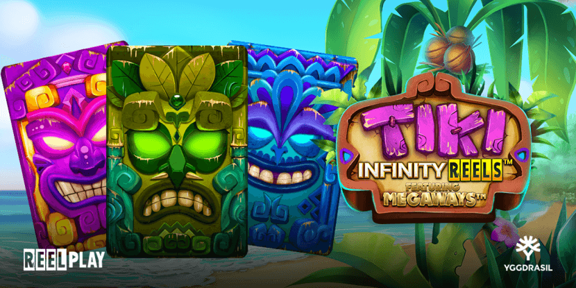 Yggdrasil and ReelPlay release slot