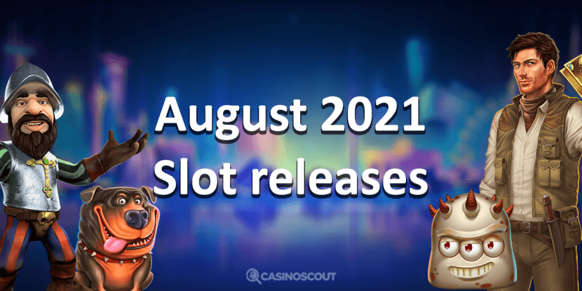 Slots that will be released in August 2021