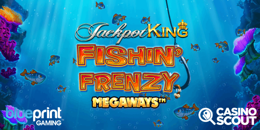 Blueprint adds new slot to their Jackpot King Series