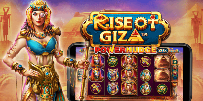 Pragmatic uncovers new slot with PowerNudge feature