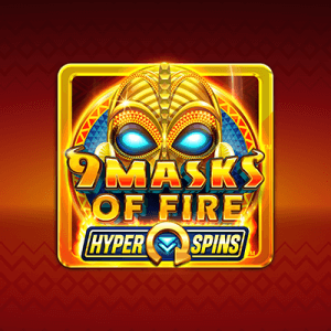 9 Masks of Fire Hyperspins  logo review