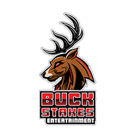 Buck Stakes Entertainment side logo review