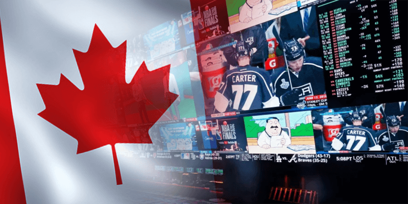 Canada could generate $2 Billion annually from sports betting