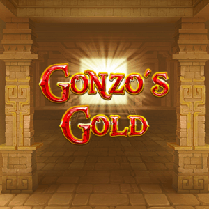 Gonzo's Gold  logo review