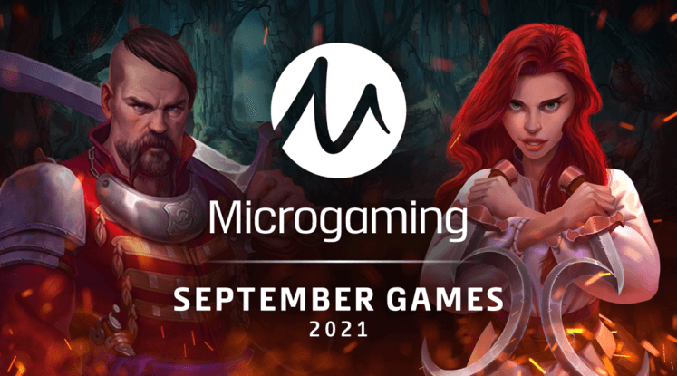 Microgaming announces rich September game list