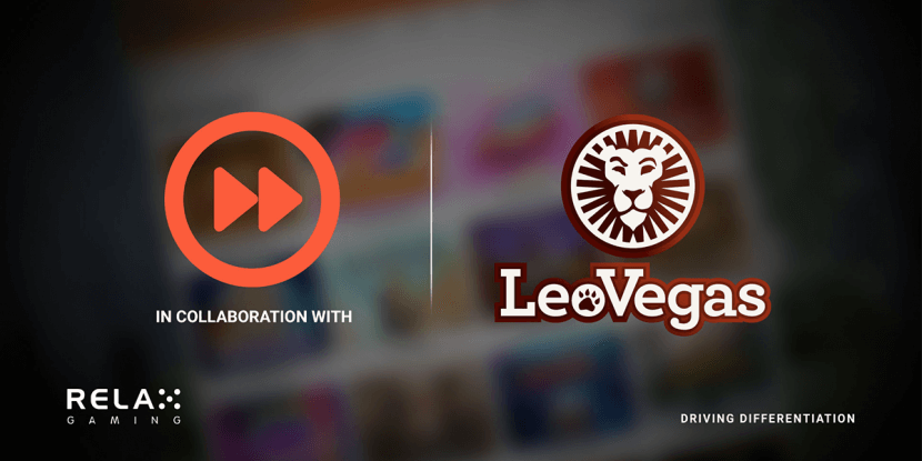 Relax Gaming and Leovegas partner up