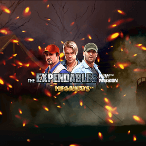 The Expandables New Mission Megaways