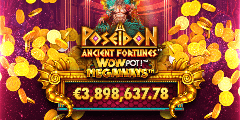 Microgaming's jackpot makes another millionaire