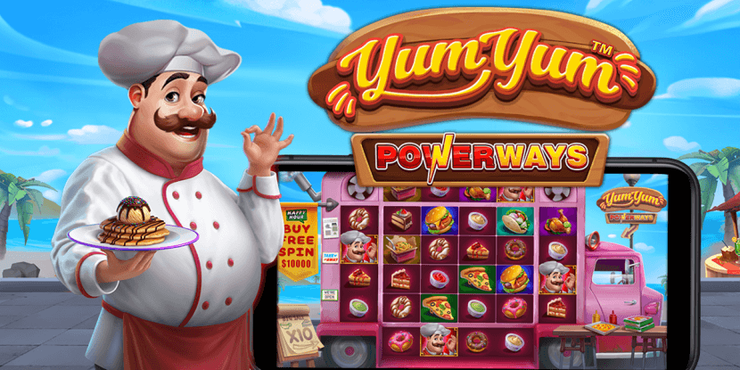 Pragmatic Play releases new food themed slot
