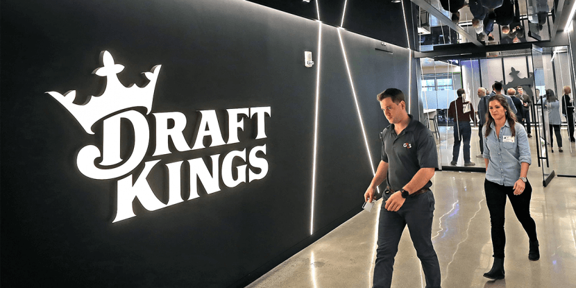 DraftKings makes a $22bn offer for Entain