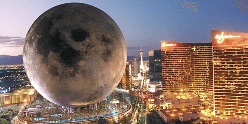 Moon shaped casino planned for Las Vegas