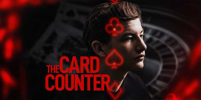 The Card Counter movie premiers