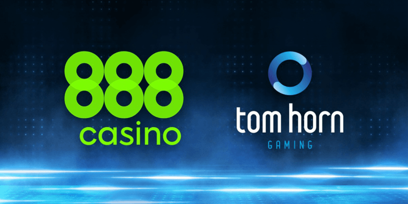 Tom Horn Gaming closes deal with 888casino